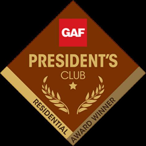 gaf-presidents-club-residential-award-winner@2x