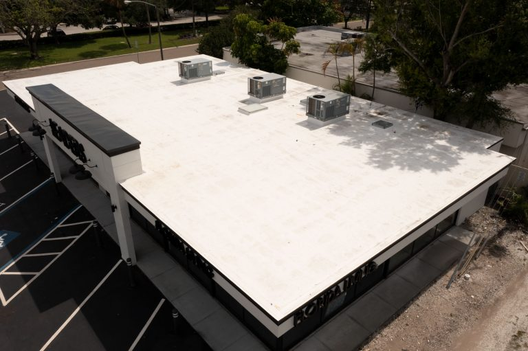 Flat Roofing Roofing
